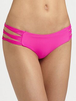 MIKOH SWIMWEAR - Velzyland Multi-String Bikini Bottom