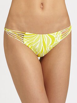 MIKOH SWIMWEAR - Lanai Multi-String Bikini Bottom
