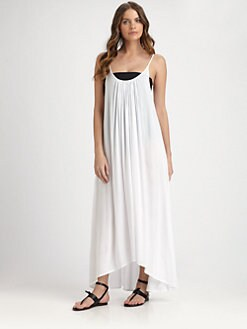 MIKOH SWIMWEAR - Biarritz Maxi Dress