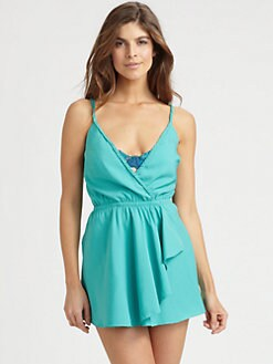 6 Shore Road - Beach Bar Mini Dress