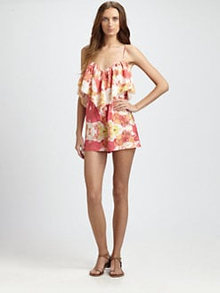 6 Shore Road - Picnic Short Jumpsuit