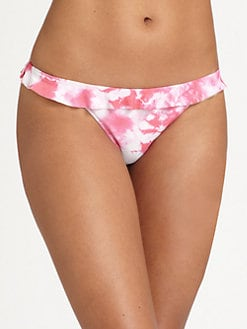 Cia.Maritima Swim - Kauai Ruffle Bikini Bottom