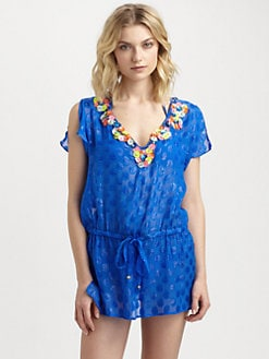 Milly - Embroidered Tunic