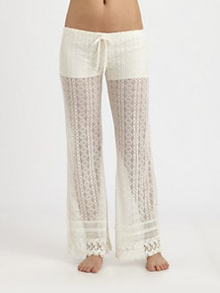 L*Space - Crochet Coachella Pants