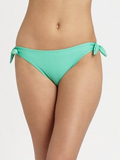 Shoshanna - Charlotte Ronson For Shoshanna Bow Bikini Bottom