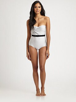Zimmermann - One-Piece Vapour Swimsuit