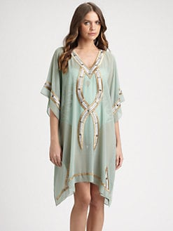 6 Shore Road - Kuna Beaded Coverup