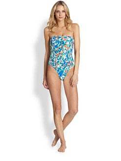 6 Shore Road - One-Piece Marina Swimsuit