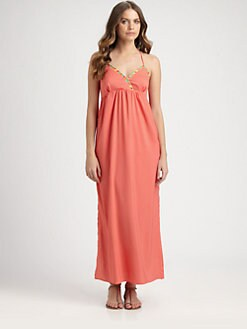 6 Shore Road - Dragonfly Maxi Dress