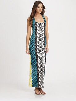 Mara Hoffman - Luau Long Tank Dress