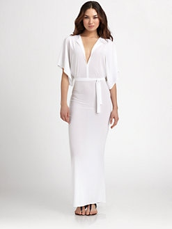 Norma Kamali - Obie Cover-Up Gown