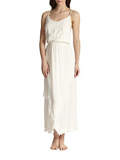 Vix Swim - Silk Gisele Long Dress