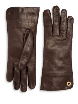 Jacqueline Leather Gloves