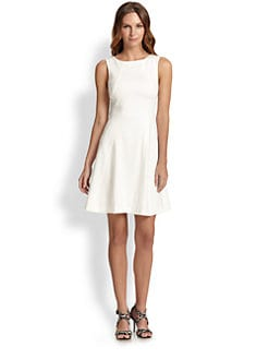 Trina Turk - Georgette Fit-&-Flare Dress
