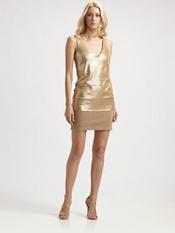 B44 DRESSED - Sequined Dress