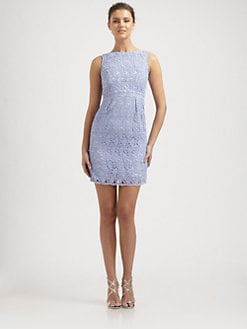 Shoshanna - Lace Nyla Dress