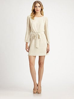 Ali Ro - Sparkle Knit Dress