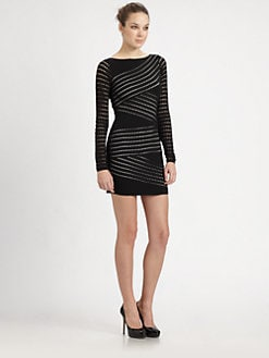 B44 DRESSED - Banded Jersey Dress