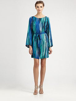Laundry by Shelli Segal - Printed Dress