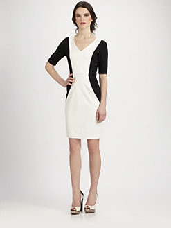 Trina Turk - Colorblock Dress