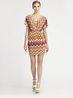 Trina Turk - Mini Break Dress