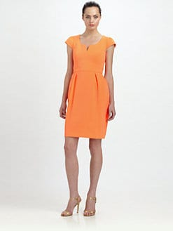 Shoshanna - Evan Paneled Dress