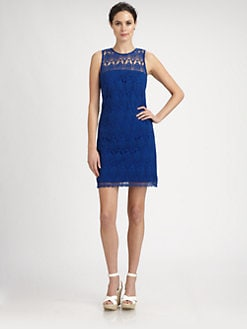 Trina Turk - Crochet Dress