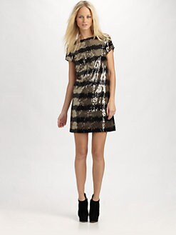 Ali Ro - Sequin Mini Dress