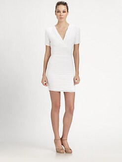 B44 DRESSED - Ruched Dress