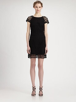 Laundry by Shelli Segal - Venise Lace Dress