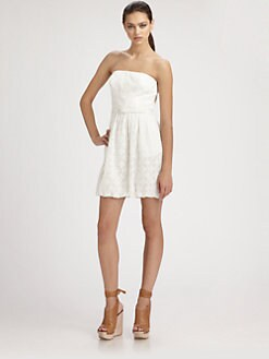 Trina Turk - Cotton Lace Dress