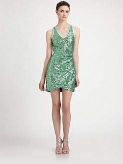 Ali Ro - Sequined Dress