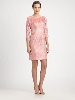 Lotusgrace - Brocade Dress