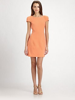 4.collective - Cap-Sleeve Dress