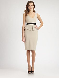LRK - Diana Peplum Dress