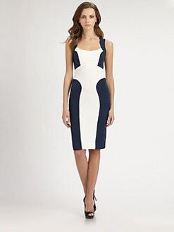 LRK - Caroline Paneled Dress