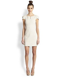 4.collective - Zipper-Vent Dress