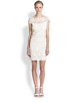 Ali Ro - Lace Shift Dress
