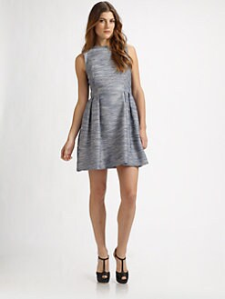 Shoshanna - Textured Dress