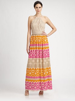 Trina Turk - Anargosa Maxi Dress
