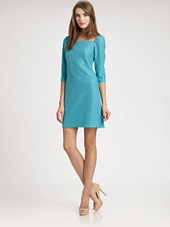 Trina Turk - Diamond Lace Dress