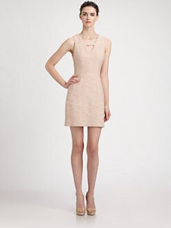 Ali Ro - Bouclé Tweed Dress