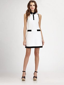 Ali Ro - Collared Shift Dress