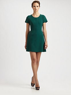 Shoshanna - Lela Crepe Dress