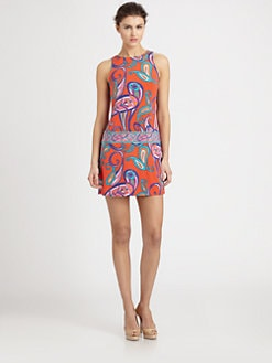 Ali Ro - Printed Jersey Dress