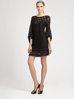 Laundry by Shelli Segal - Lace Dress