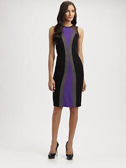LRK - Colorblock Dress