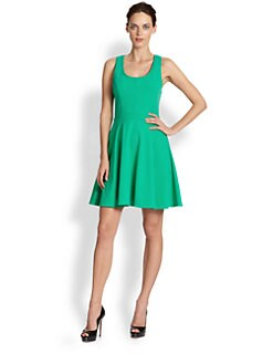 Ali Ro - Knit Fit & Flare Dress