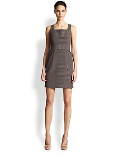 Shoshanna - Francesca Sheath Dress