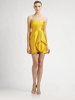 Shoshanna - Chiara Silk Dress